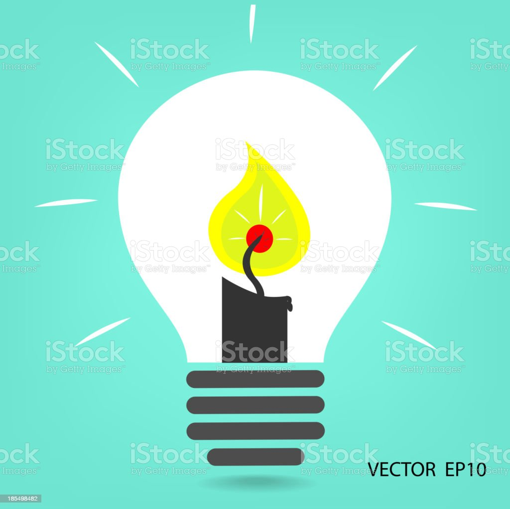 ideas concepts , creative sign royalty-free stock vector art
