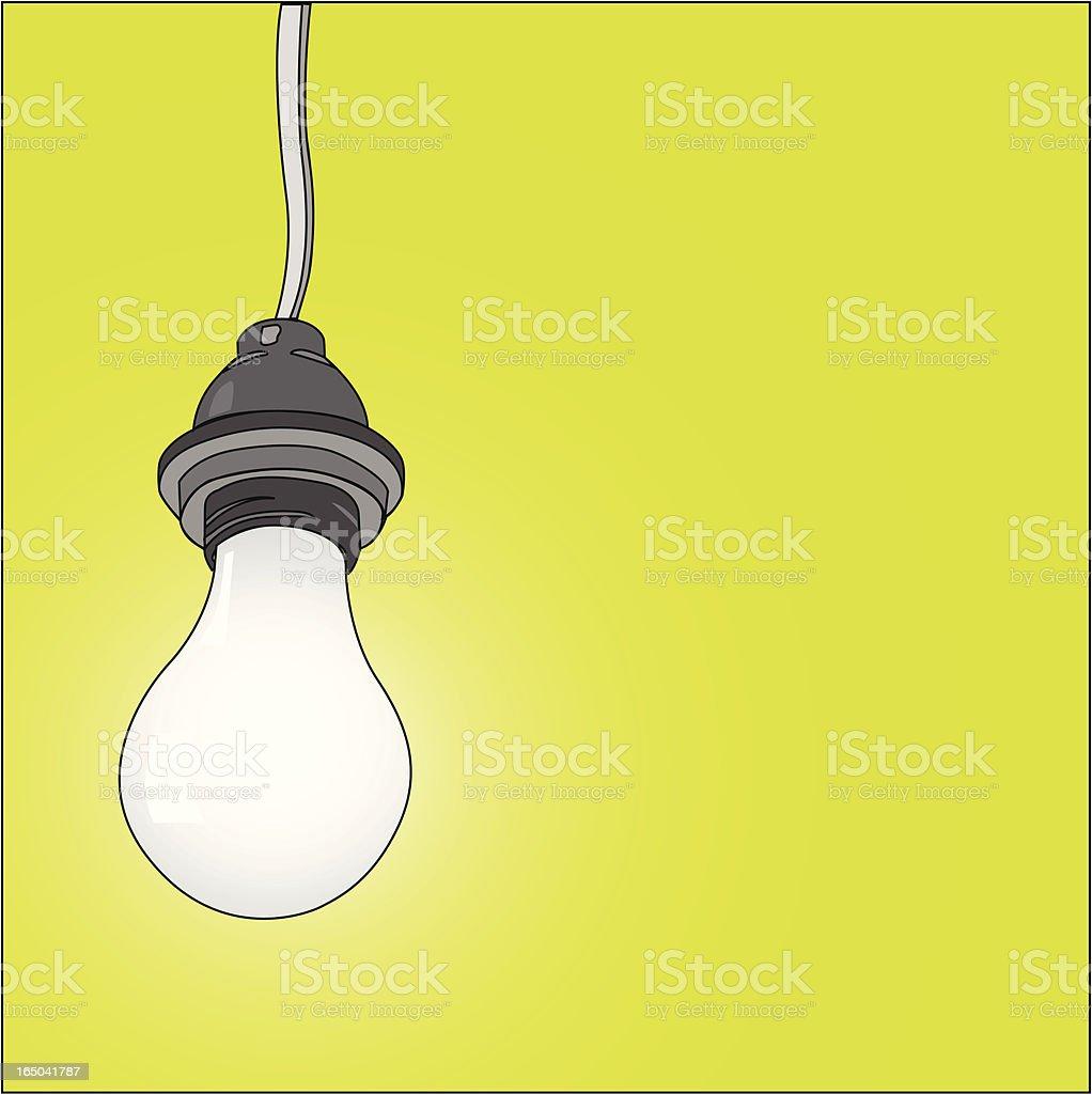 Illumination royalty-free stock vector art