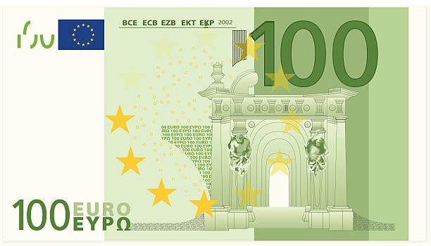 Billet de banque vecteurs et illustrations libres de for Ohrensessel 100 euro