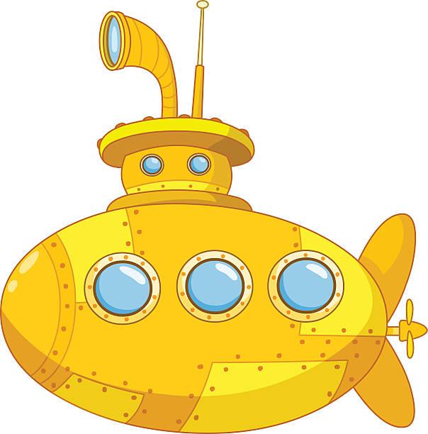 Submarine Clip Art, Vector Images & Illustrations - iStock