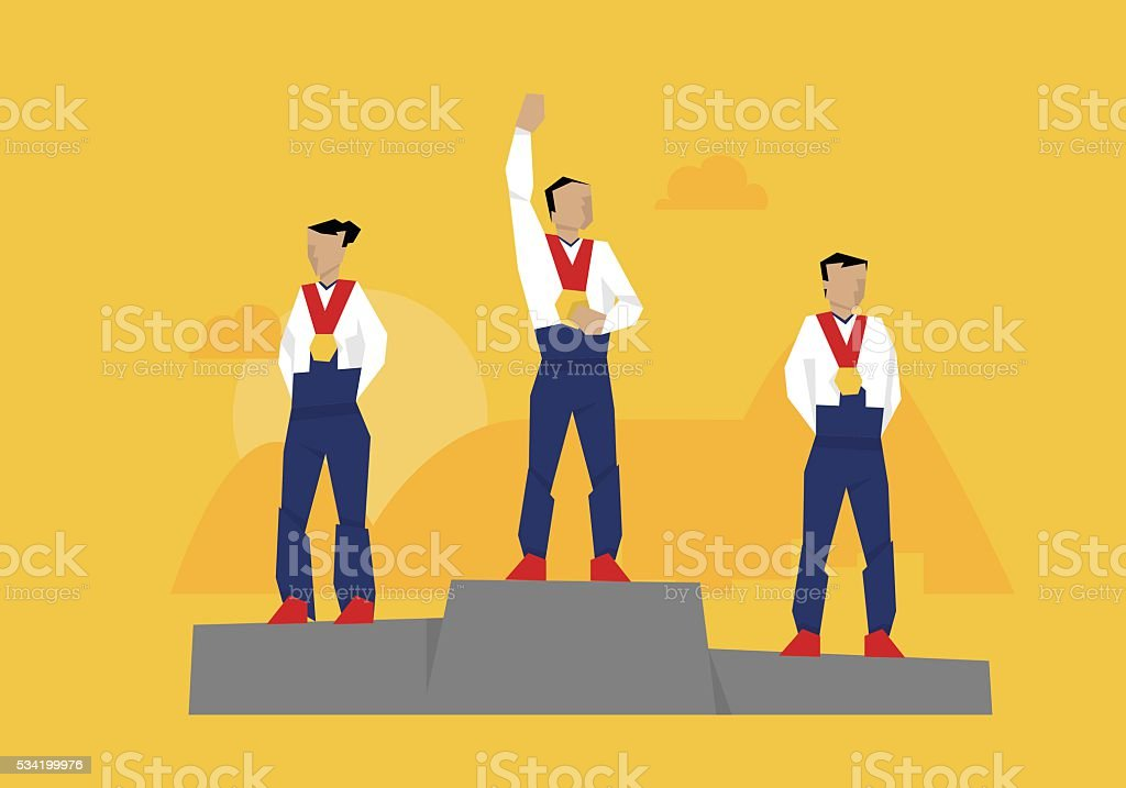 Image result for athletes on podium