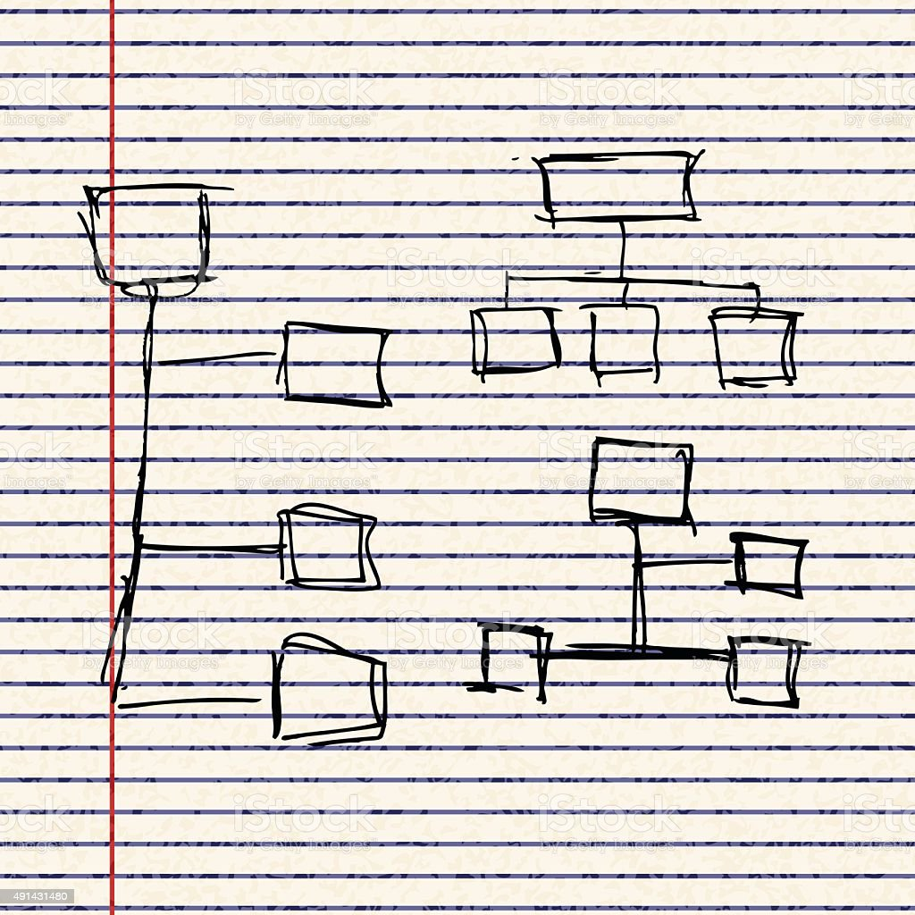 lined chart paper – Four Ruled Paper