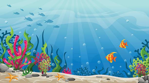 Underwater Clip Art, V...