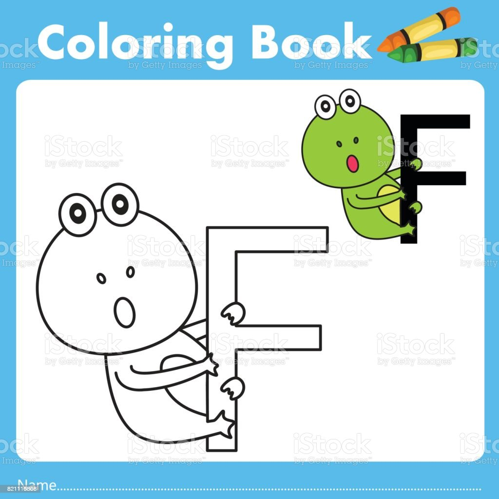 Book color illustrator - Illustrator Of Color Book F Royalty Free Stock Vector Art