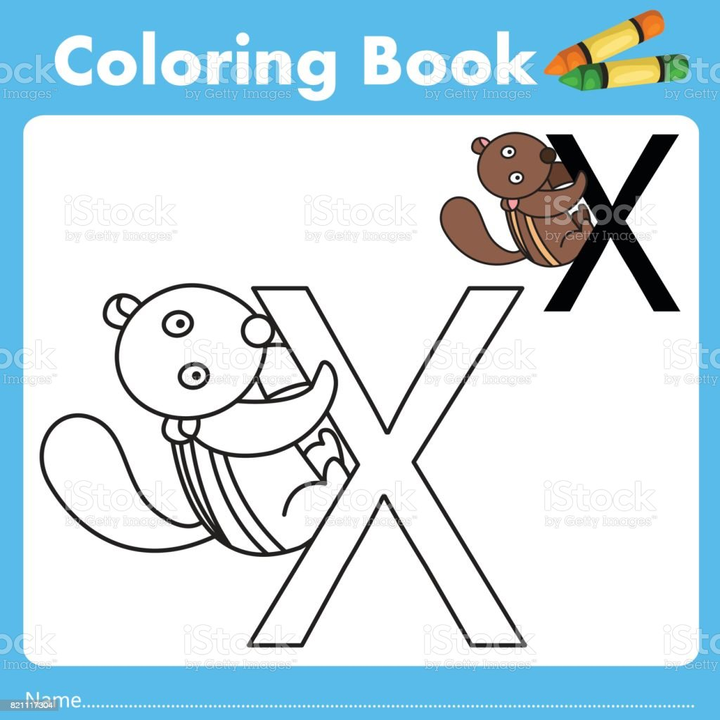 Book color illustrator - Illustrator Of Color Book X Royalty Free Stock Vector Art