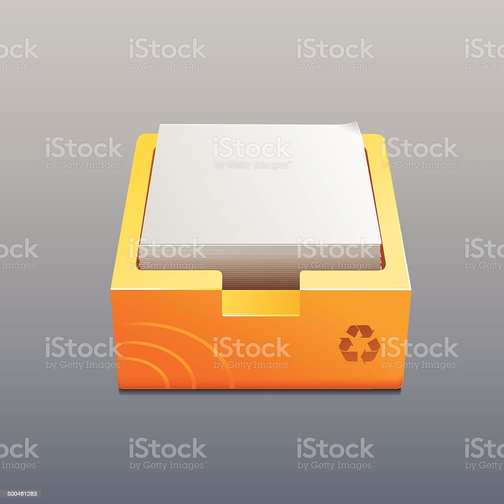 Inbox vector art illustration