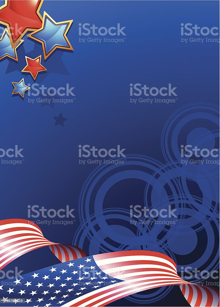 Independence Day royalty-free stock vector art