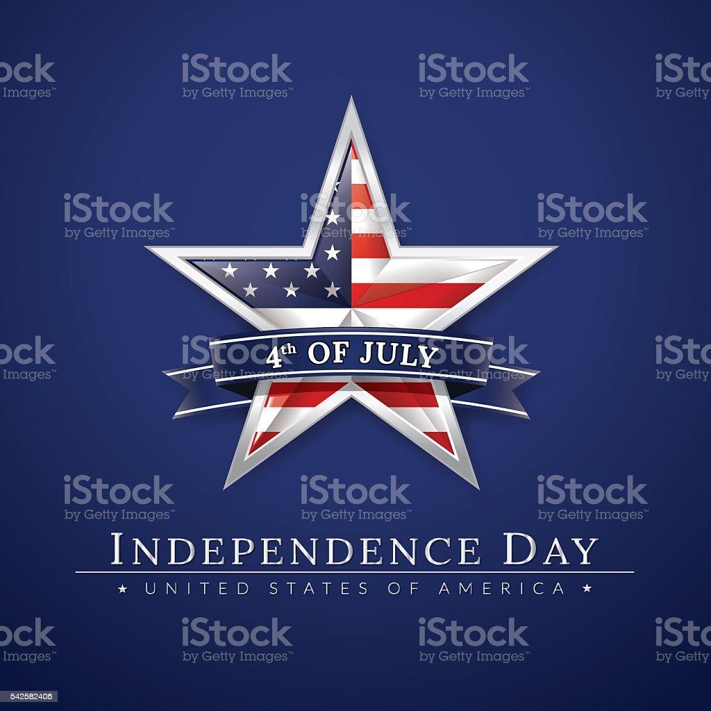 independence day vector illustration vector art illustration