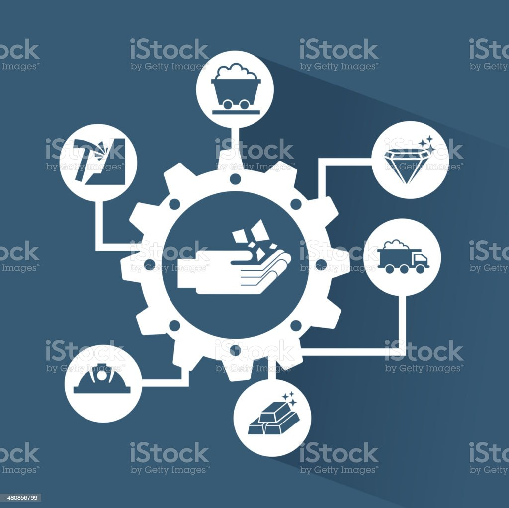 Industry Design royalty-free stock vector art