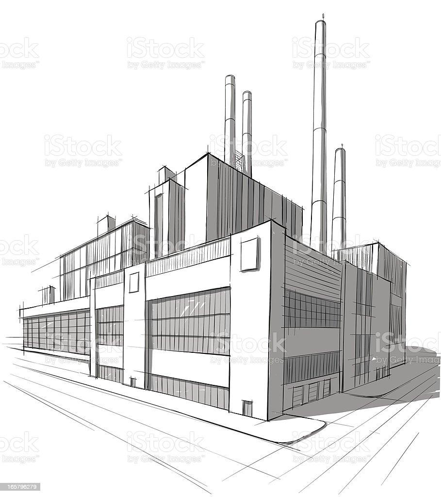 Industry royalty-free stock vector art
