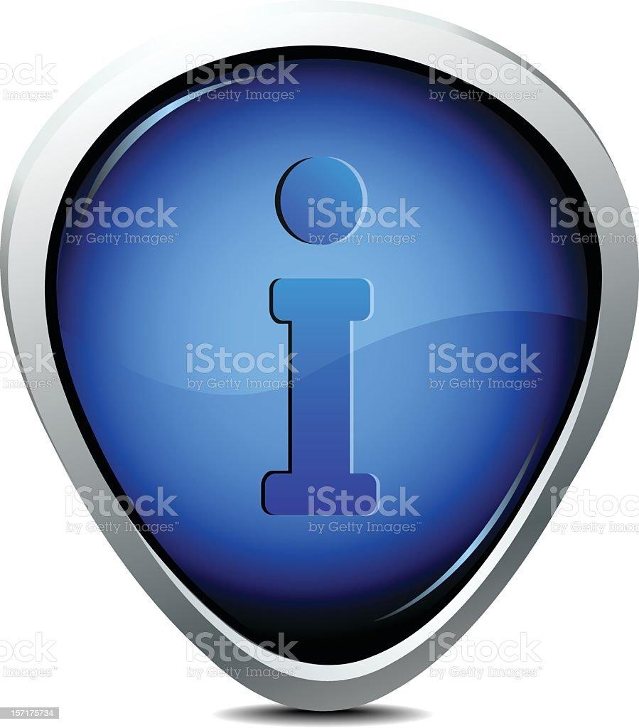 info icon royalty-free stock vector art