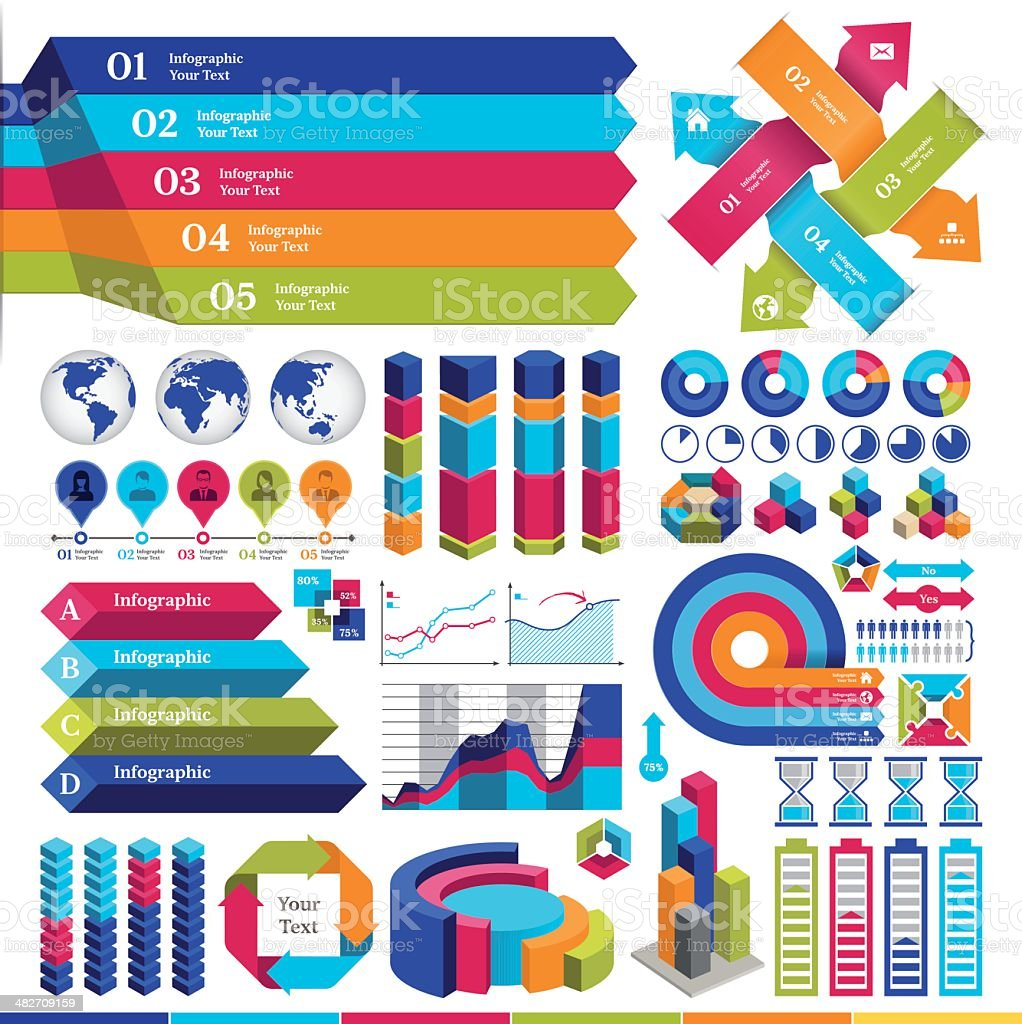Infographic Element royalty-free stock vector art