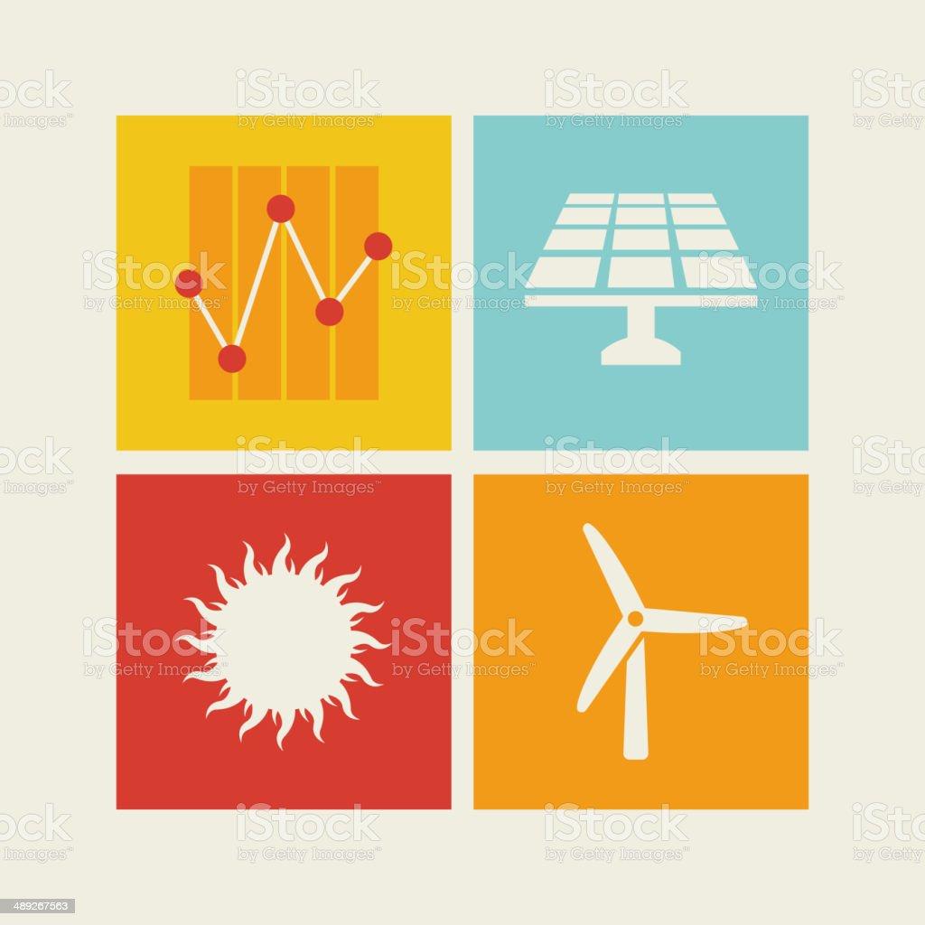 Infographic Elements. vector art illustration