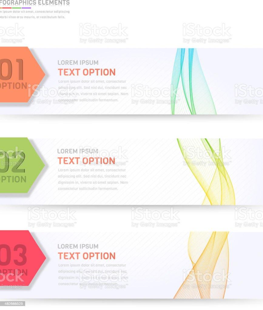 Infographic illustration royalty-free stock vector art