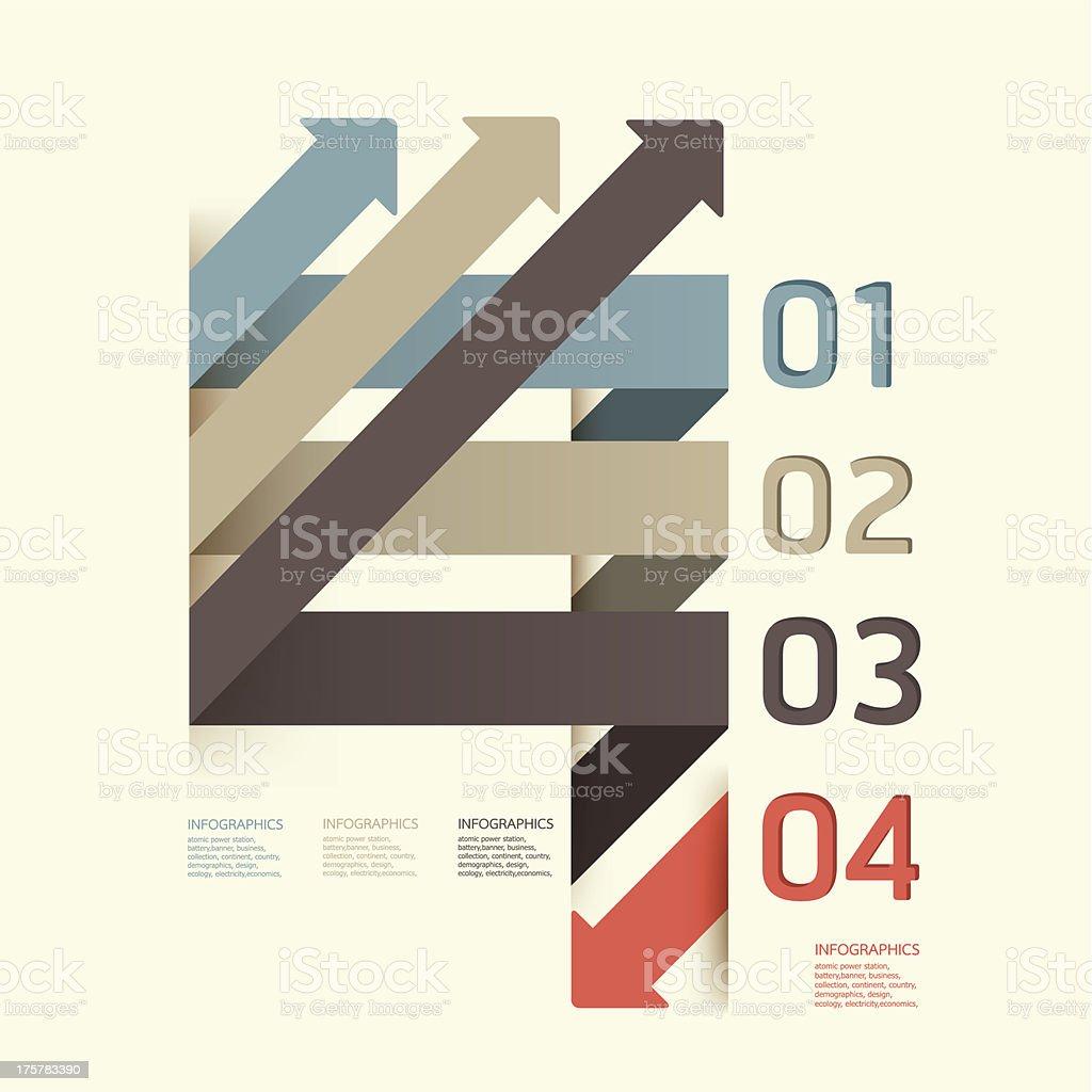 infographics Creative Template / concept vector royalty-free stock vector art