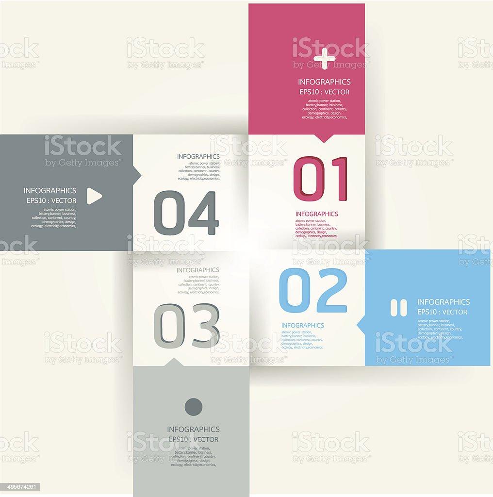 infographics Information Graphics vector. royalty-free stock vector art