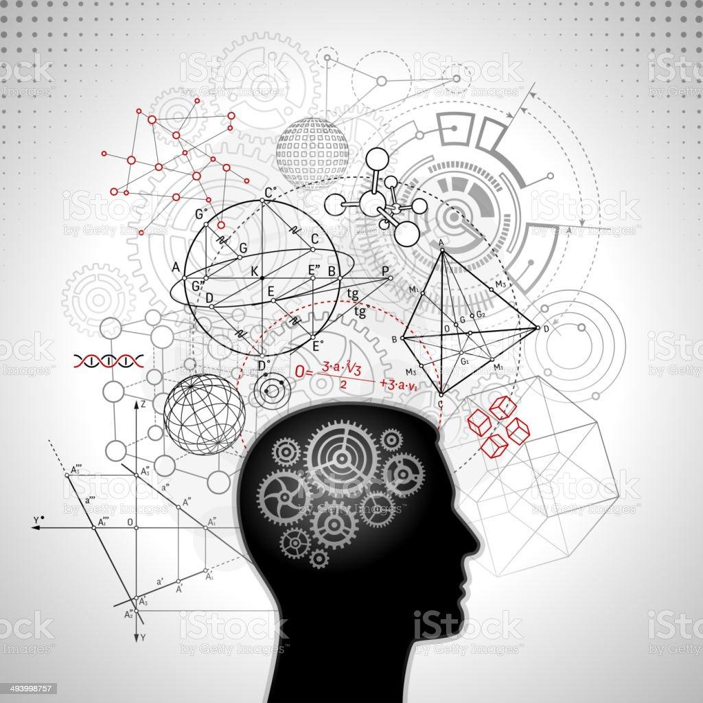 Innovation Concept vector art illustration
