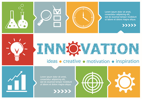 Infographics clip art vector images illustrations istock for Design and innovation consultancy
