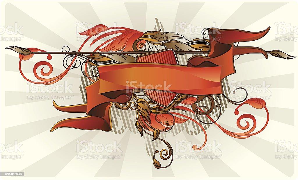 Insignia royalty-free stock vector art