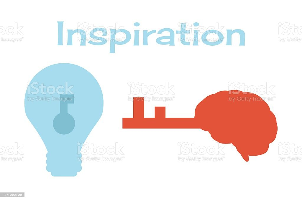 inspiration royalty-free stock vector art