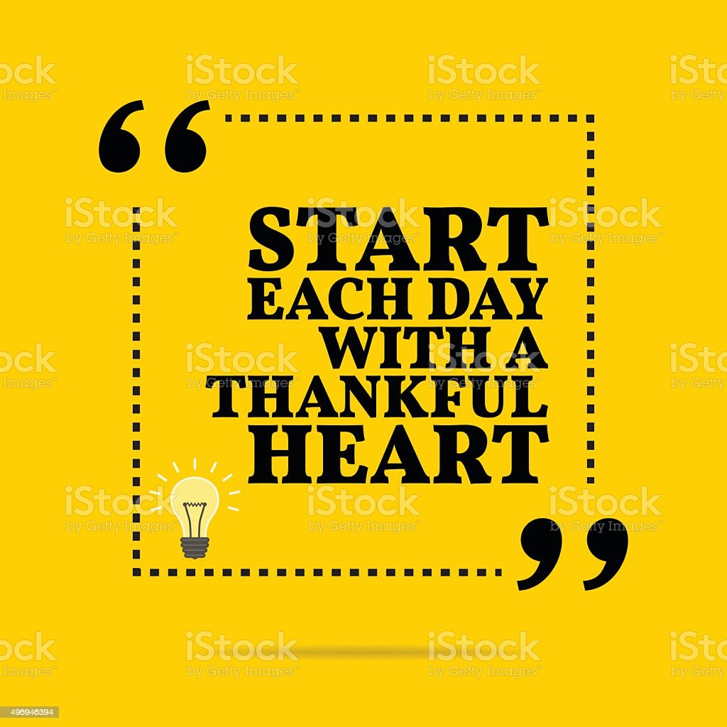 Inspirational motivational quote. vector art illustration