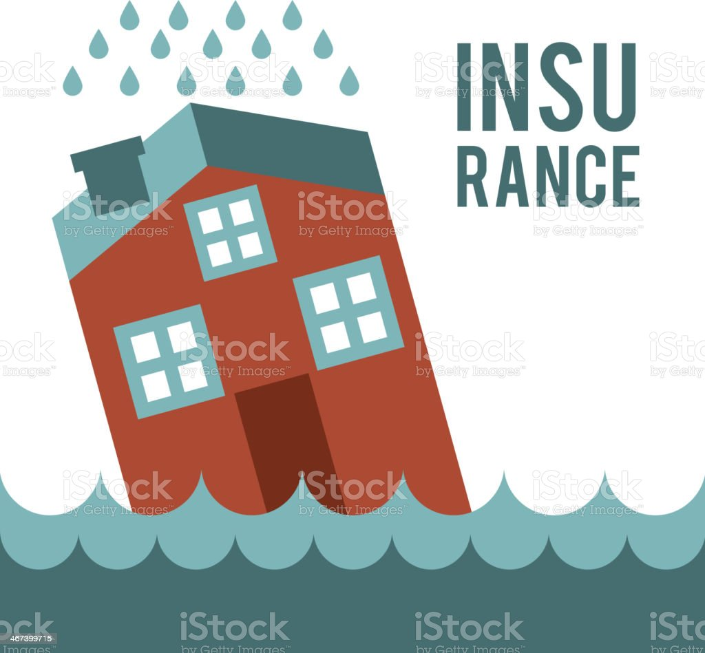 Insurance design royalty-free stock vector art