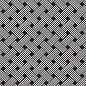 interlacing pattern