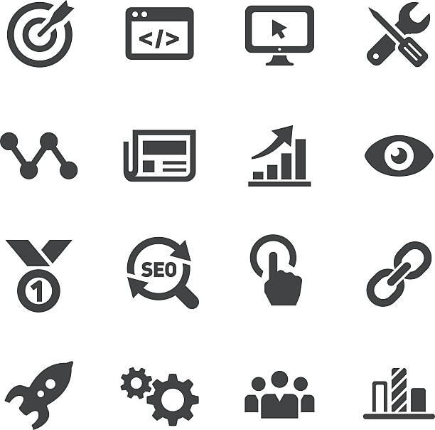 Icons Clip Art, Vector Images & Illustrations - iStock