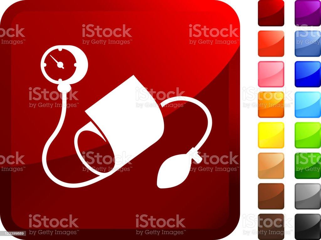 BLOOD PRESSURE KIT internet royalty free vector art vector art illustration