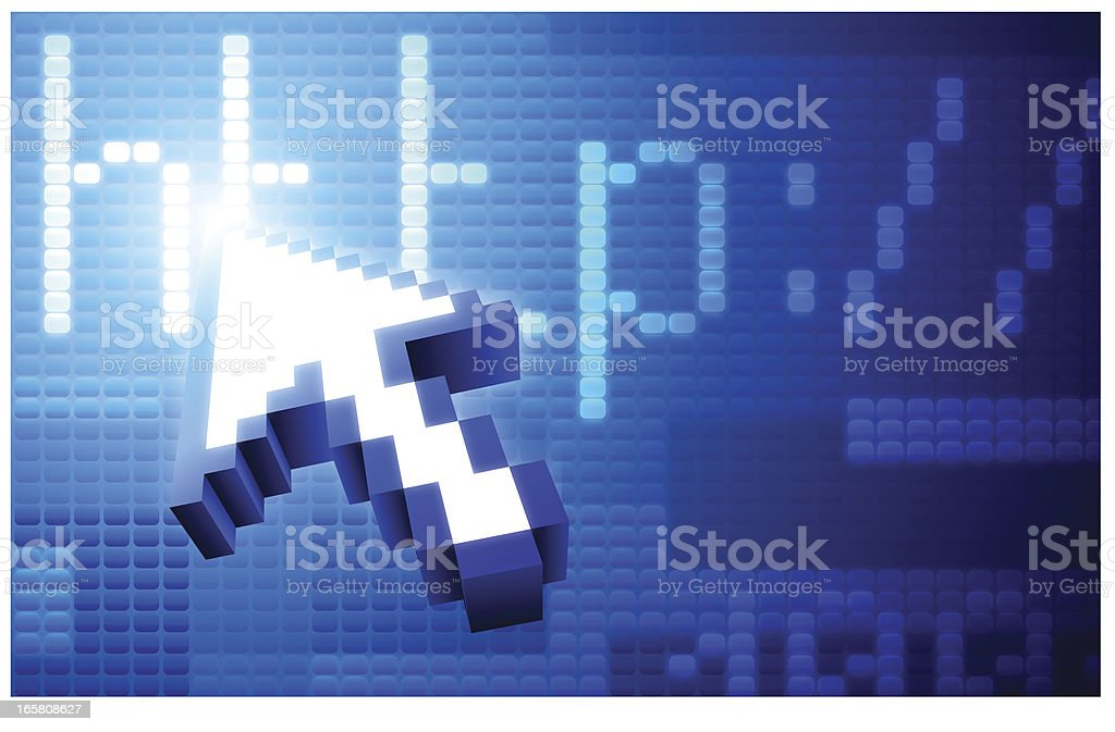 Internet royalty-free stock vector art