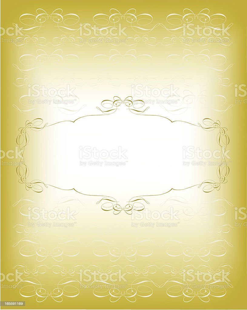 Invitation card background royalty-free stock vector art