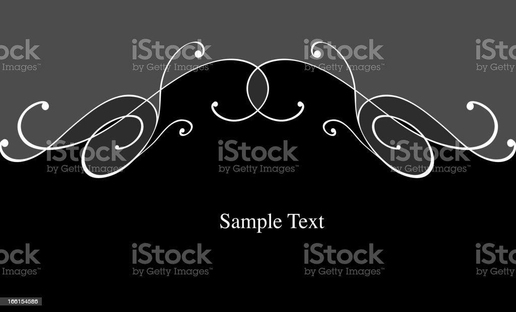 Invitation royalty-free stock vector art