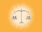 iq or eq intellectual  vs emotional question compare on a