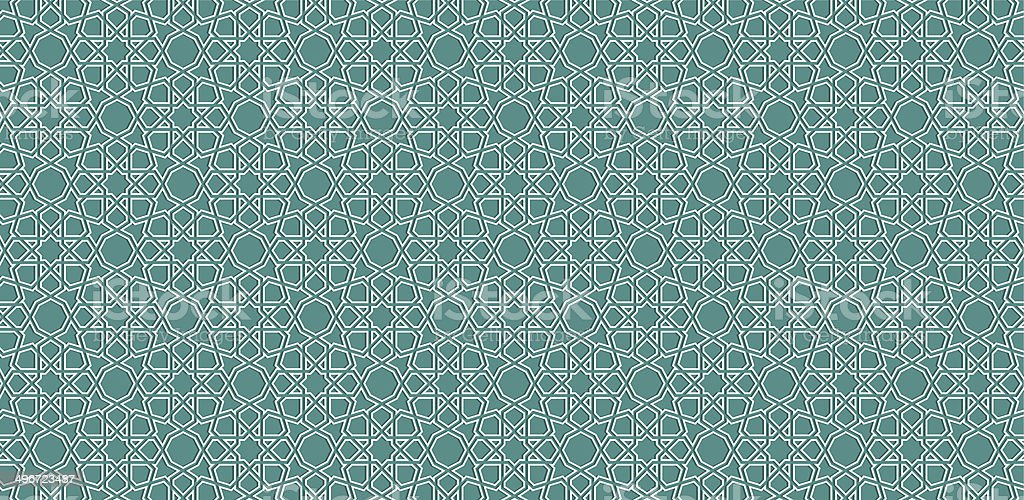 Islamic background and ramadan art vector art illustration