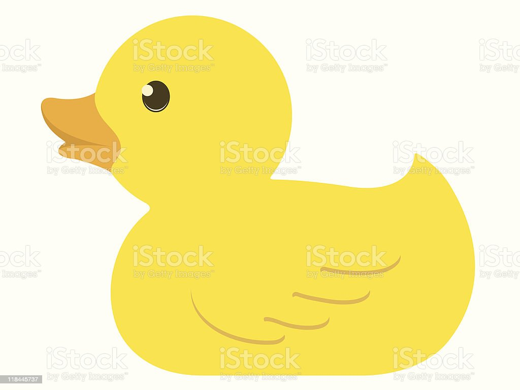 rubber duck clip art  vector images   illustrations istock baby duck clipart baby ducky clip art