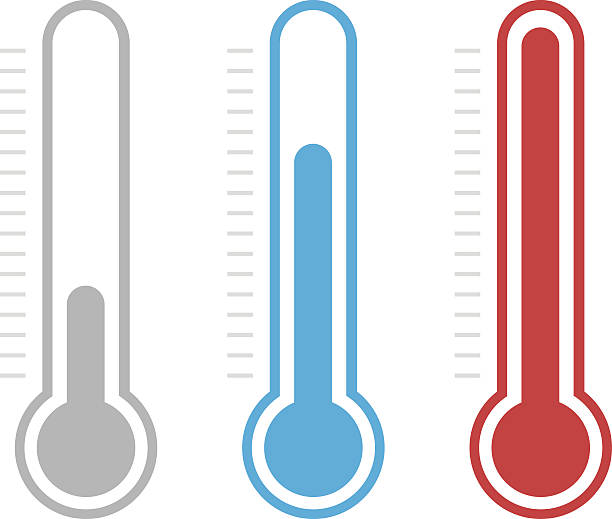 Thermometer Clip Art, Vector Images & Illustrations - iStock