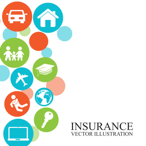 Insurance Clip Art, Vector Images & Illustrations - iStock