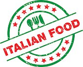 Italian Food Label