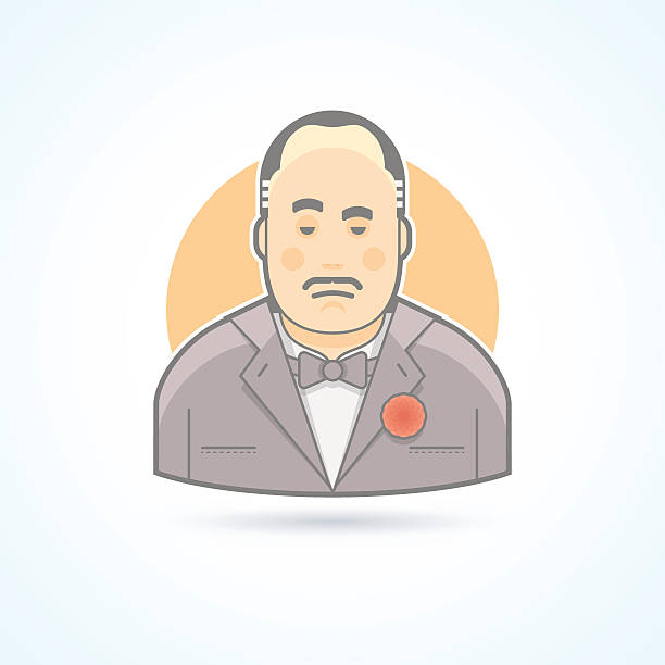 Godfather Clip Art, Vector Images & Illustrations - iStock