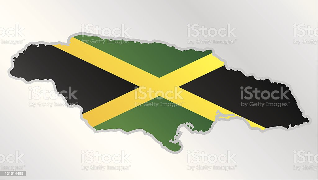 Jamaica royalty-free stock vector art