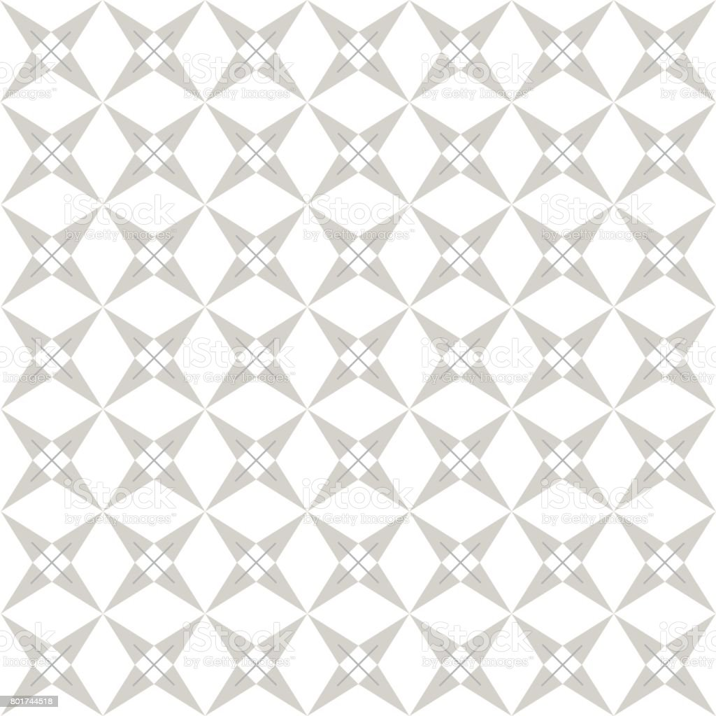 Japanese pattern seamless. Grey stitch vector background vector art illustration