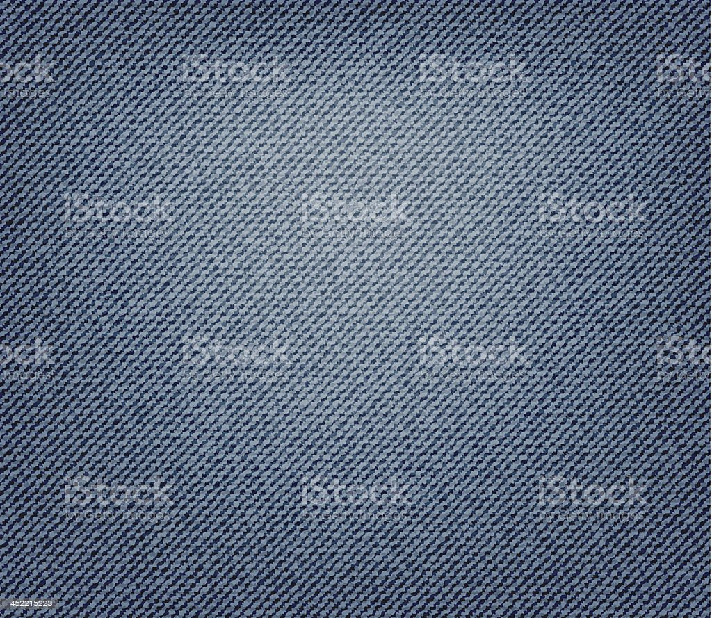 Jeans texture royalty-free stock vector art