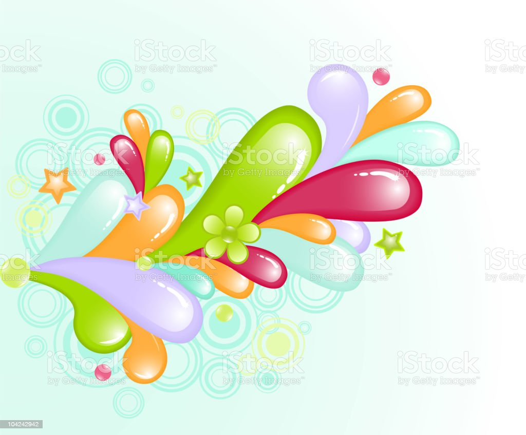Jelly royalty-free stock vector art