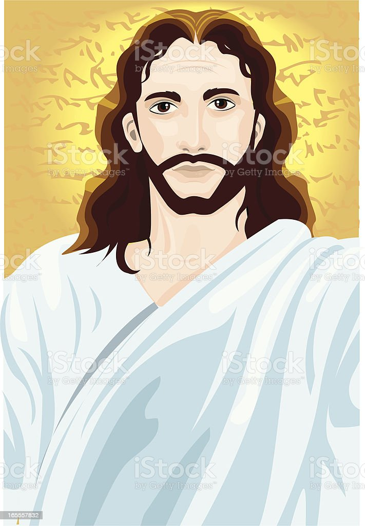 jesus royalty-free stock vector art