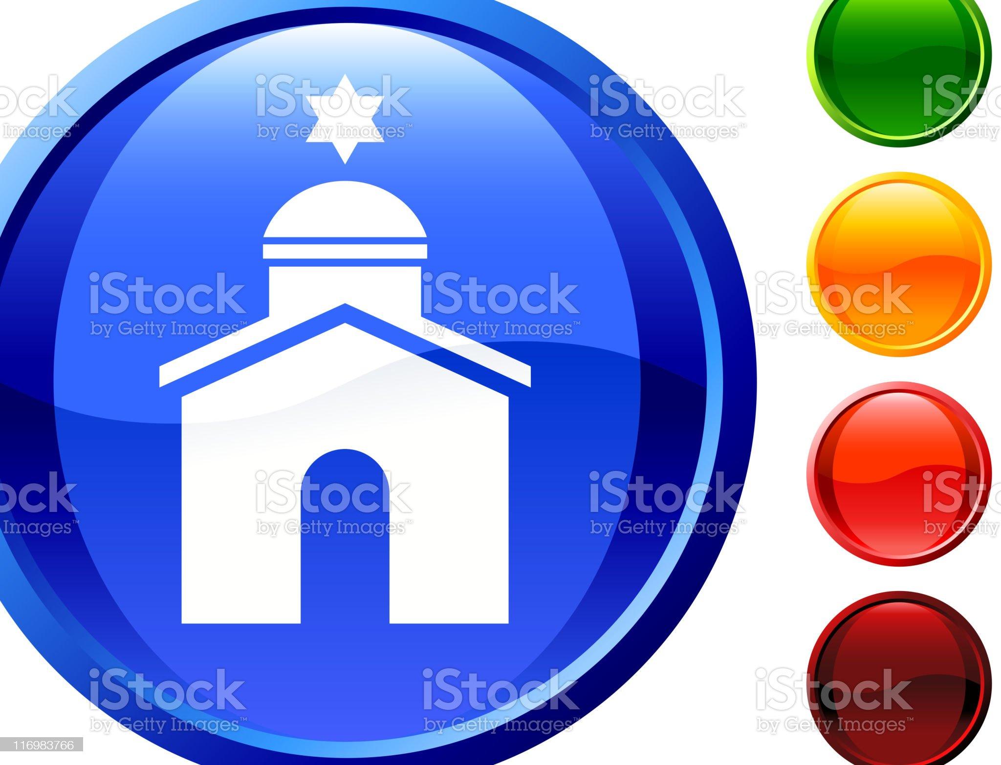 Jewish synagogue temple internet royalty free vector art royalty-free stock vector art