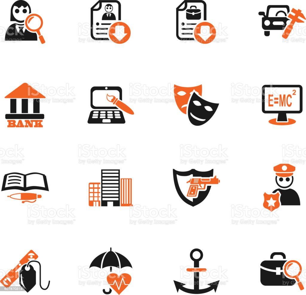 job search icon set stock vector art istock auto repair shop arts culture and entertainment business finance and industry computer icon construction industry job search
