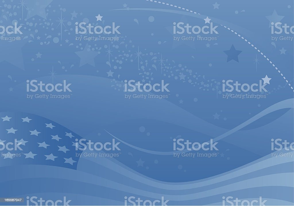 July Fourth - incl. jpeg royalty-free stock vector art