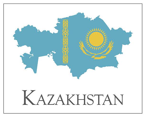 Kazakhstan Clip Art, Vector Images & Illustrations - iStock