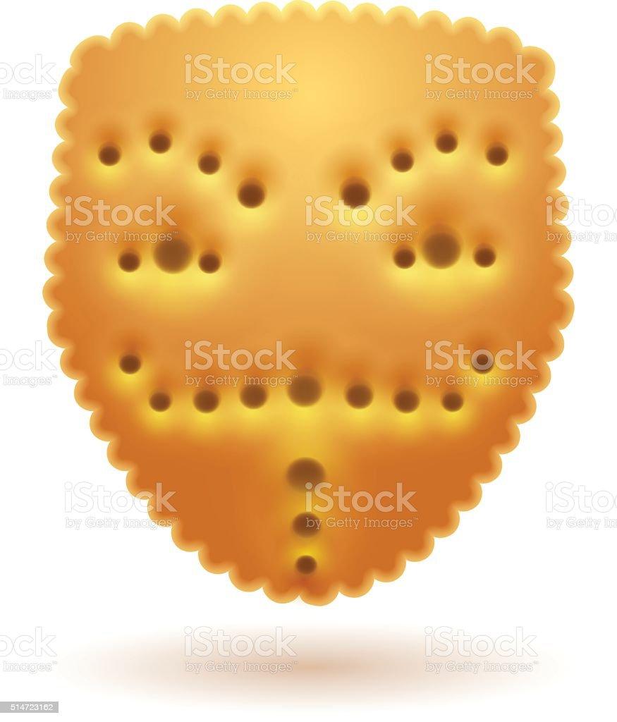 Key cracker royalty-free stock vector art