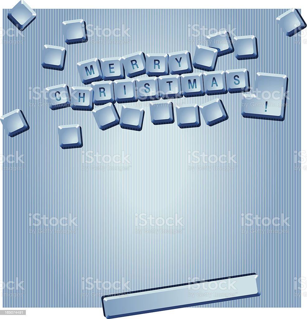 keyboard buttons royalty-free stock vector art